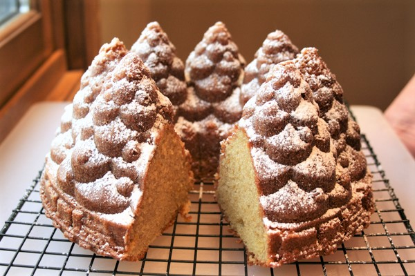 Blue Ribbon Citrus Bundt Cake