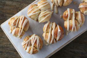 Maple Cream Cheese Monkey Bread