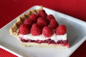 Dreamy Creamy Raspberry Pie - Best Slice
