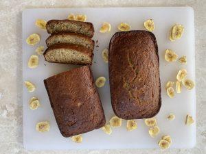 Best Banana Bread Recipe - Sliced