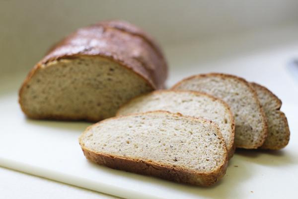 Sourdough Polish Rye Bread