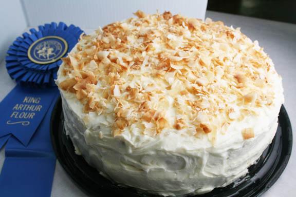 Best Tropical Coconut Cake Recipe