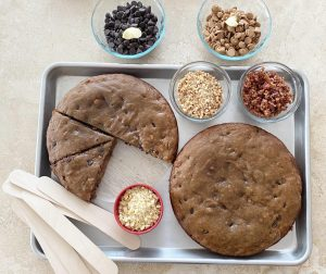 Toppings for Peanut Butter Bacon Banana Bread